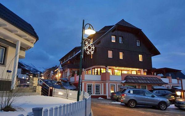 Hotel Tauplitzerhof, Štýrsko, vlastní doprava, polopenze3