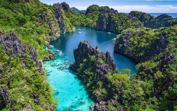 Nejkrásnější ostrovy Filipín, letecky, strava dle programu2