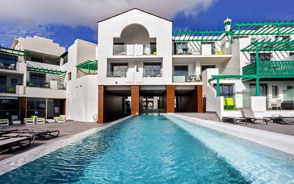 Hotel Barcelo Teguise Beach, Lanzarote, letecky, polopenze2