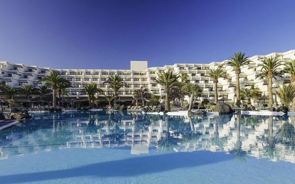 Hotel Melia Salinas, Lanzarote, letecky, snídaně v ceně5