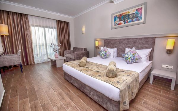 Hotel Yasmin Resort, Bodrum, letecky, all inclusive3