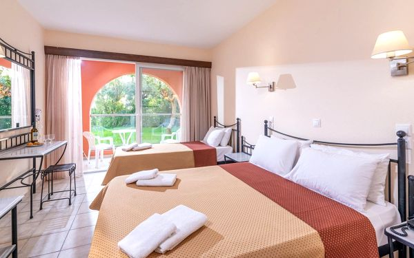 Hotel Mare Monte Beach, Kréta, letecky, all inclusive5