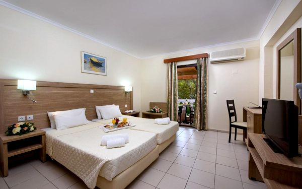 Hotel Zante Imperial Beach, Zakynthos, letecky, all inclusive3