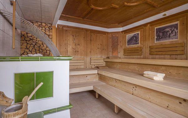 Hotel Auszeit, Tyrolsko, vlastní doprava, snídaně v ceně3