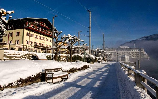 Hotel Seehof, Salzbursko, vlastní doprava, snídaně v ceně3
