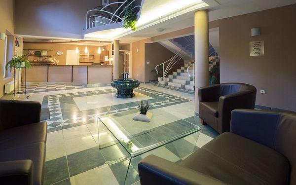 Hotel Arboretum, Harkány, vlastní doprava, snídaně v ceně2