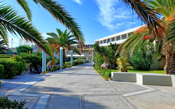 Santa Marina Beach Amoudara, Kréta, letecky, all inclusive5