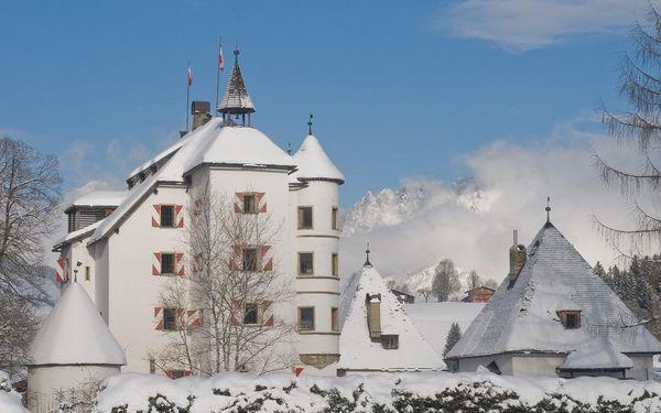 Rakousko - Kitzbühel - Kirchberg na 4-7 dnů, polopenze