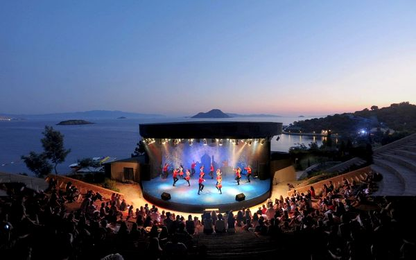 Hotel Yasmin Resort, Bodrum, letecky, all inclusive4