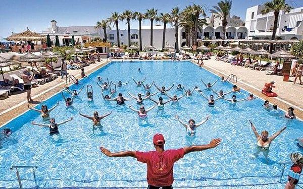 HOTEL HAMMAMET BEACH & AQUAPARK, Hammamet, Tunisko, Hammamet, letecky, all inclusive5