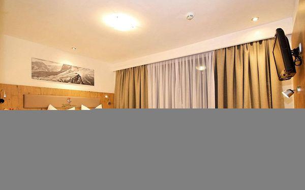 Hotel Kajetansbrücke, Tyrolsko, vlastní doprava, snídaně v ceně3