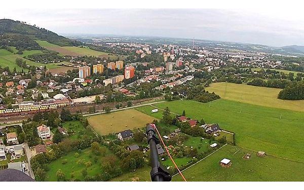 Tandem paragliding s videozáznamem3