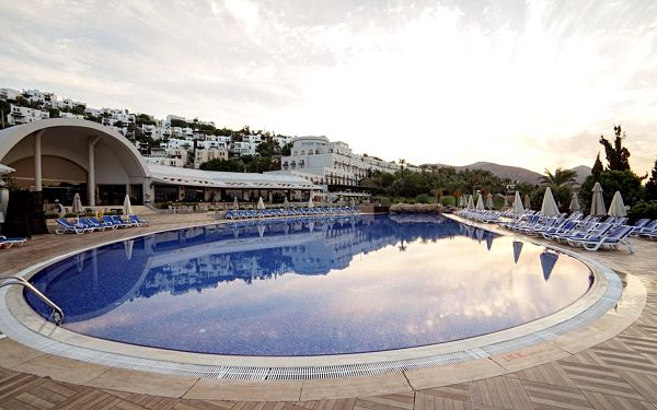 Hotel Yasmin Resort, Bodrum, letecky, all inclusive5