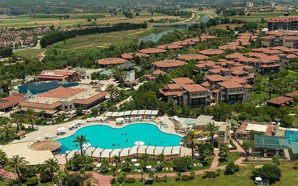 Hotel Felicia Village, Turecká riviéra, letecky, all inclusive5