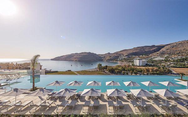 Hotel Lindos Grand Resort, Rhodos, letecky, snídaně v ceně5