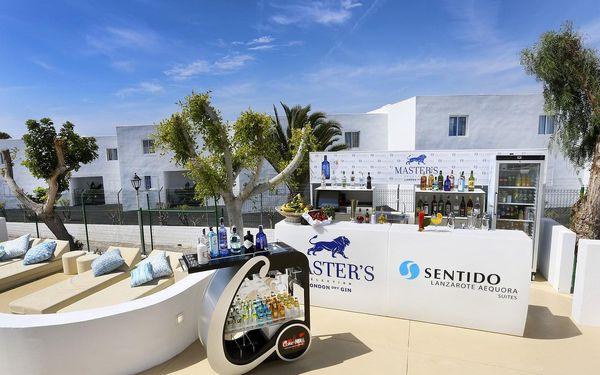 Hotel Aequora Lanzarote Suites, Lanzarote, letecky, all inclusive5