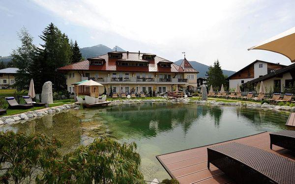 Wellness hotel Schönruh, Tyrolsko, vlastní doprava, polopenze5