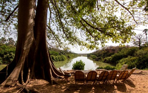Velký okruh Senegalem se safari, letecky, strava dle programu3