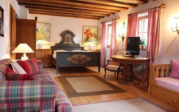 Hotel Schloss Münichau, Tyrolsko, vlastní doprava, polopenze2