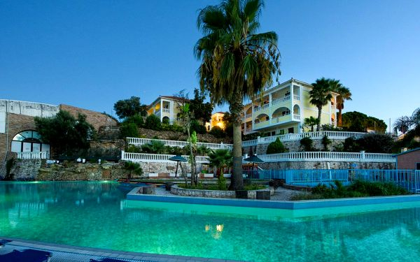 Hotel Zante Imperial Beach, Zakynthos, letecky, all inclusive5