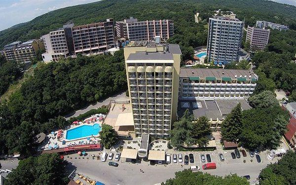 Hotel Šipka, Zlaté Písky, letecky, snídaně v ceně4