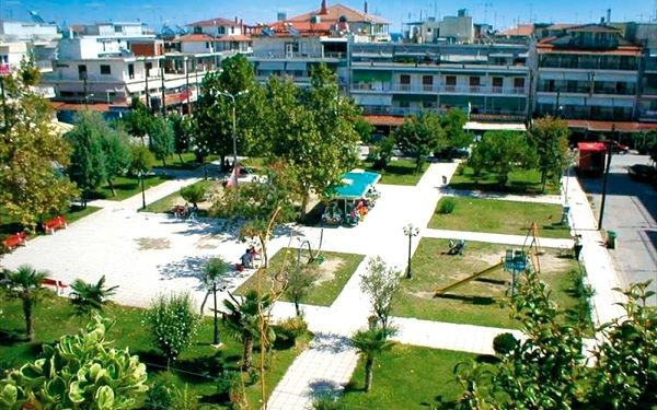 Hotel OREA ELENI, Olympská riviéra, Řecko, Olympská riviéra, letecky, polopenze3