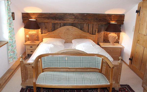 Hotel Schloss Münichau, Tyrolsko, vlastní doprava, polopenze4