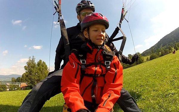 Tandem paragliding s videozáznamem4