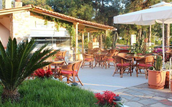 Hotel Thassos, Thassos, letecky, polopenze2