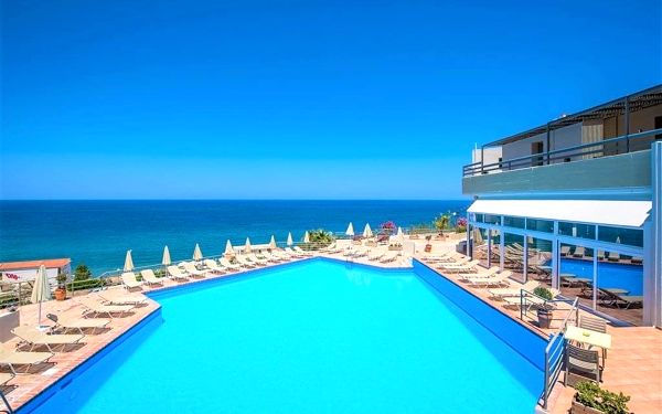 Hotel Scaleta Beach, Kréta, letecky, all inclusive