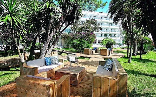 Hotel BG Rei del Mediterraneo Palace, Mallorca, letecky, polopenze4