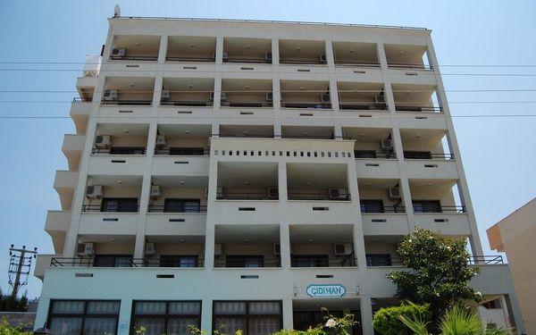 Hotel Cidihan, Kusadasi, letecky, all inclusive2