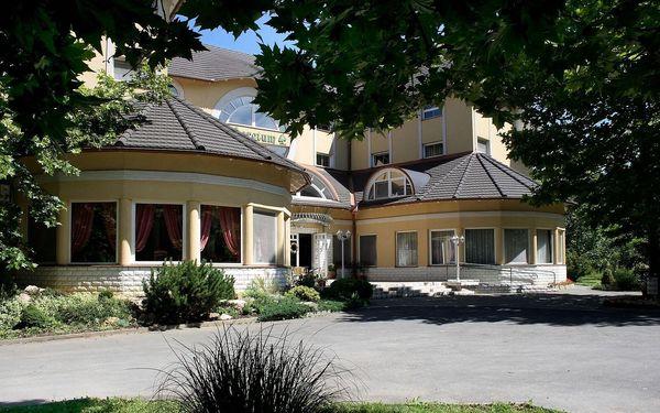 Hotel Arboretum, Harkány, vlastní doprava, snídaně v ceně5