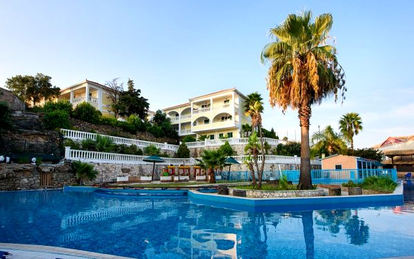 Hotel Zante Imperial Beach, Zakynthos, letecky, all inclusive