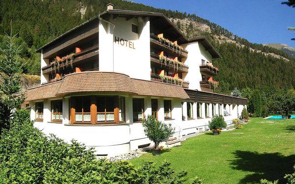 Rakousko - Tyrolsko na 4-7 dnů, snídaně v ceně