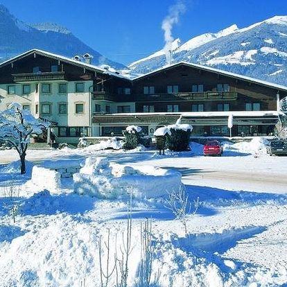 Rakousko - Zillertal na 4 dny