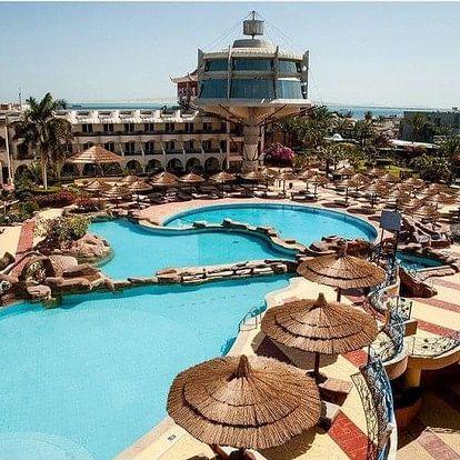 Egypt - Hurghada letecky na 5-22 dnů, all inclusive