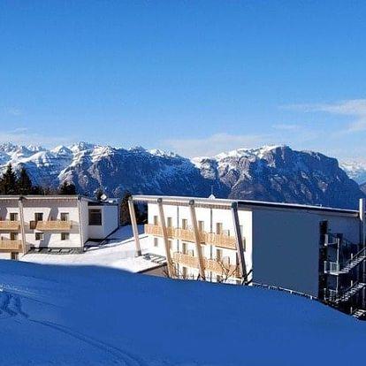 Itálie - Monte Bondone na 4-9 dnů, polopenze
