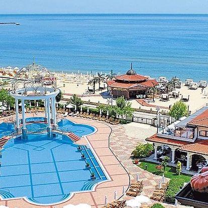 Bulharsko - Slunečné pobřeží letecky na 7-15 dnů, polopenze