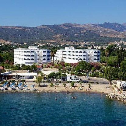 Řecko - Kos letecky na 4-15 dnů, polopenze