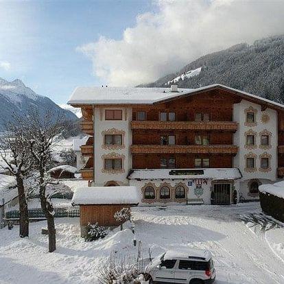 Rakousko - Stubai na 4-10 dnů, polopenze