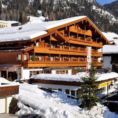 Rakousko - Alpbachtal / Wildschönau na 4-8 dnů, polopenze