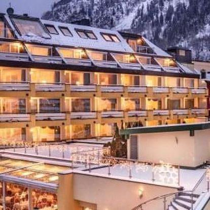 Rakousko - Bad Gastein na 4 dny, polopenze