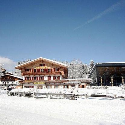 Rakousko - Kitzbühel - Kirchberg na 4-8 dnů, polopenze