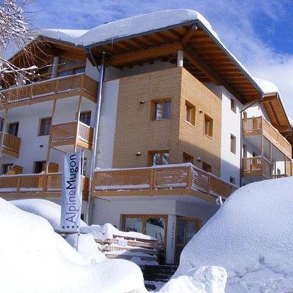 Itálie - Monte Bondone na 5-8 dnů, polopenze