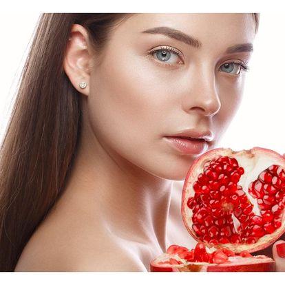 Relaxační nebo omlazující kosmetická péče s vůní jablek
