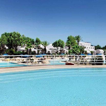 Tunisko - Djerba letecky na 5-22 dnů, all inclusive
