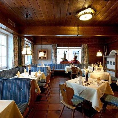 Rakousko - Dachstein West na 4 dny, snídaně v ceně