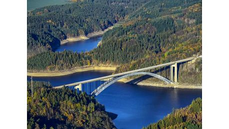 Prodloužený víkend u Orlické přehrady