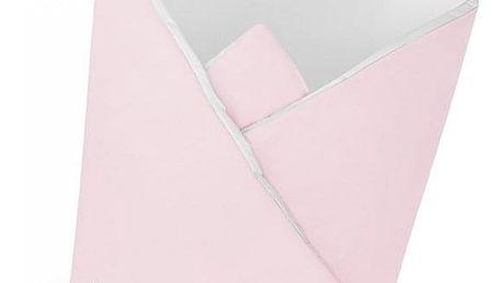Zavinovačka s výztuží Belisima Teddy Bear růžová